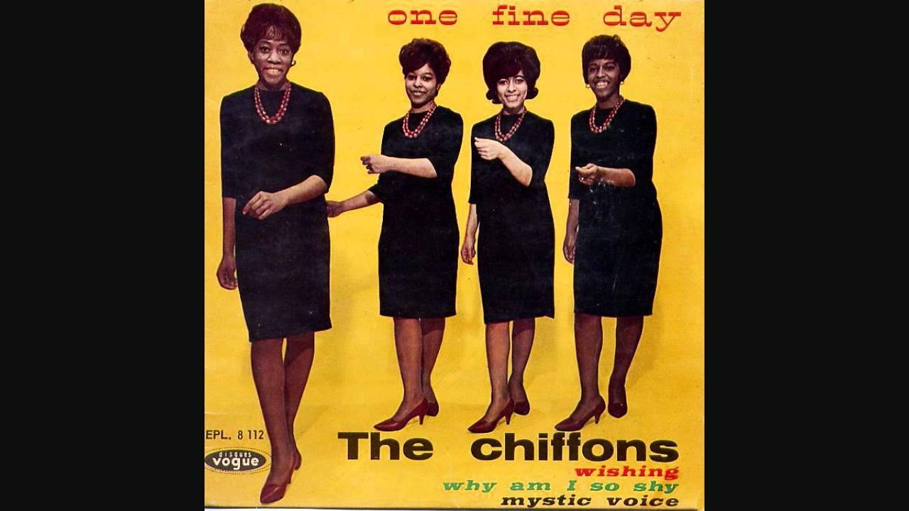 "Cover of the Chiffons' record ""One Fine Day"""
